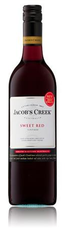 Jacobs Creek Sweet Red